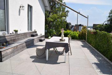 Terrassen und Sitzplätze